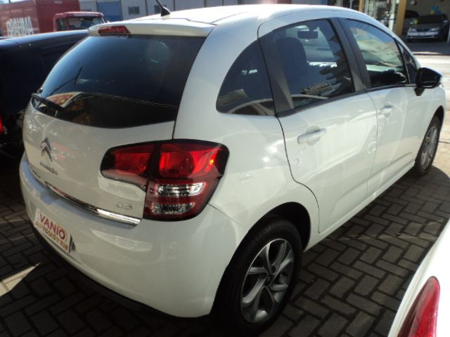 Citroën C3 Exclusive 1.6 VTI 120 (Flex) (Aut) - Foto #5