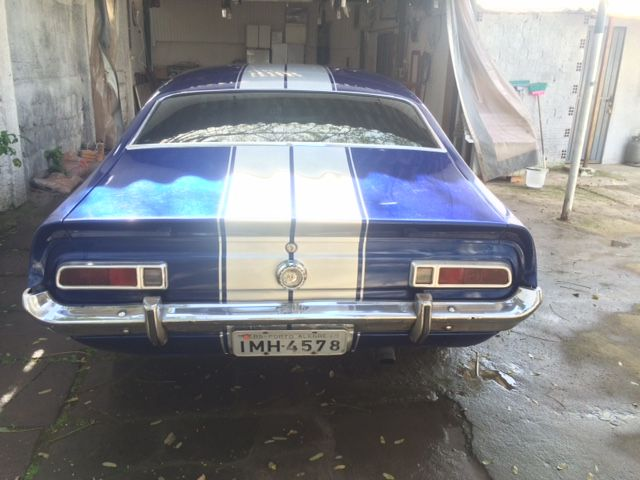 Ford Maverick 2.3 - Foto #4