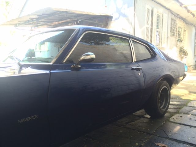 Ford Maverick 2.3 - Foto #7
