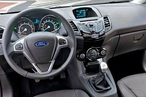 Ford New Fiesta 1.6 Titanium - Foto #2