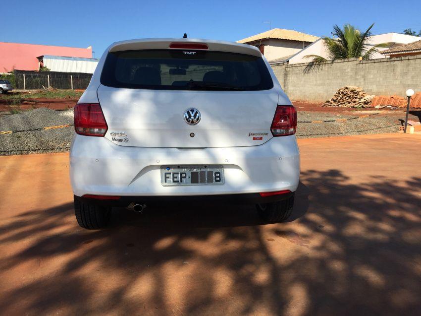 Volkswagen Novo Gol 1.6 I-Motion (Flex) - Foto #8