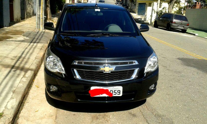 Chevrolet Cobalt Advantage 1.4 8V (Flex) - Foto #1