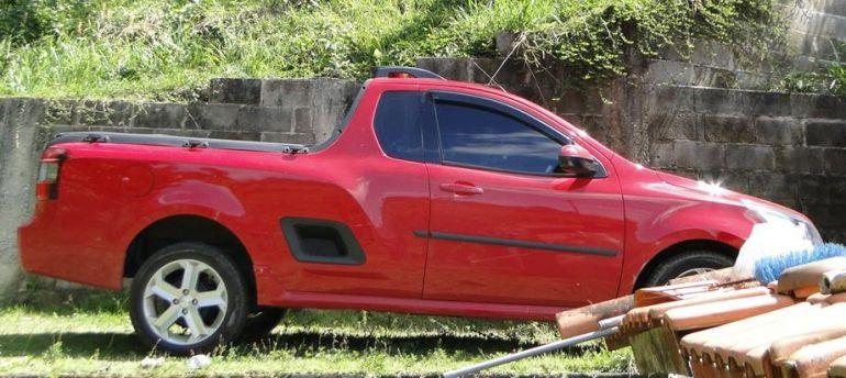Chevrolet Montana Sport 1.4 EconoFlex - Foto #3