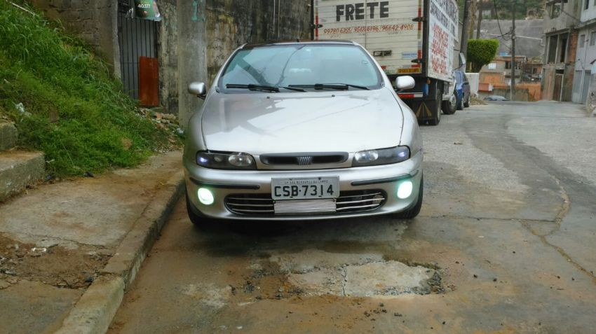 Fiat Marea ELX 2.0 20V (142hp) - Foto #3