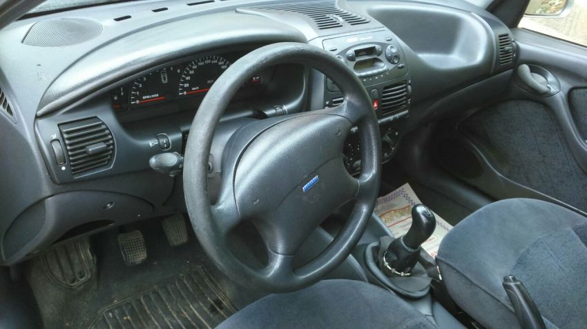 Fiat Marea ELX 2.0 20V (142hp) - Foto #6