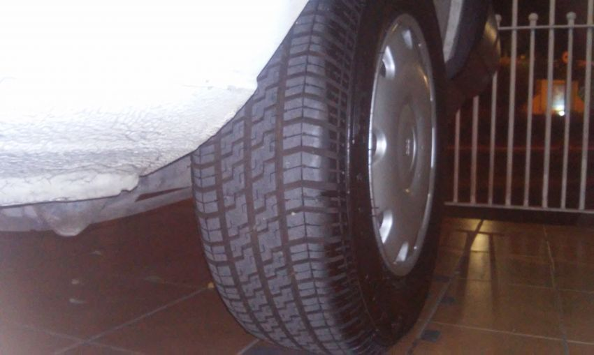 Volkswagen Santana 1.8 i - Foto #4