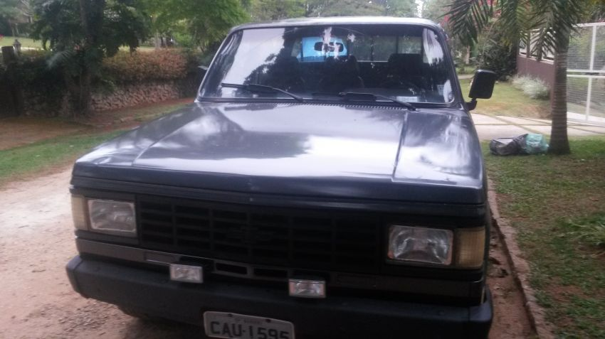 Chevrolet C20 Sulan 4.1 (Cab Dupla) - Foto #2