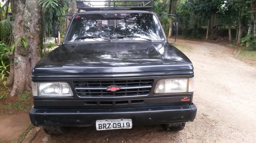 Chevrolet Veraneio Custom De Luxe 4.1 - Foto #5