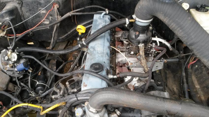 Chevrolet Veraneio Custom De Luxe 4.1 - Foto #10