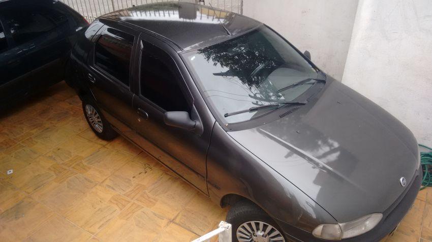 Fiat Palio ED 1.0 MPi 4p - Foto #6