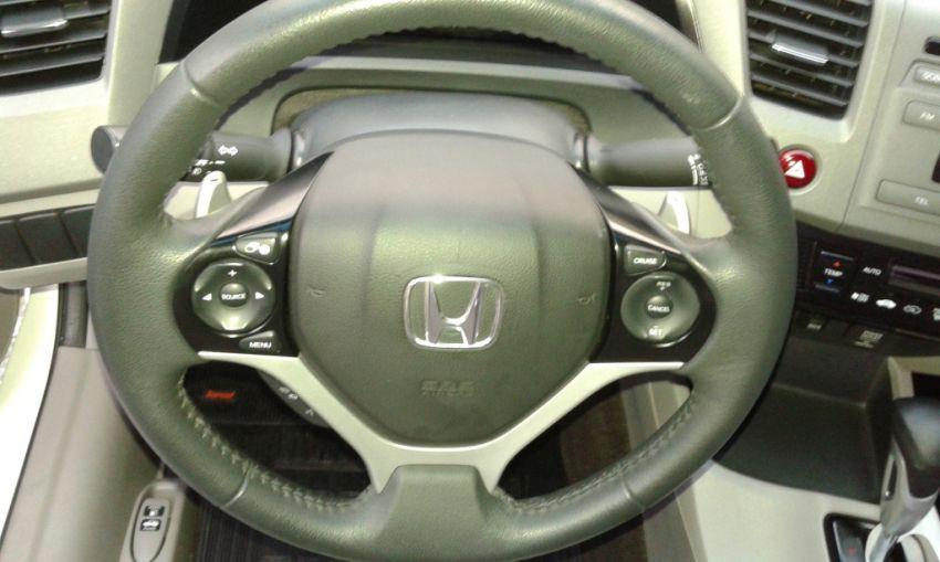 Honda Civic LXR 2.0 i-VTEC (Flex) (Aut) - Foto #5