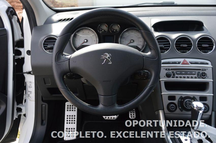 Peugeot 408 Feline 2.0 16V (aut)(Flex) - Foto #7
