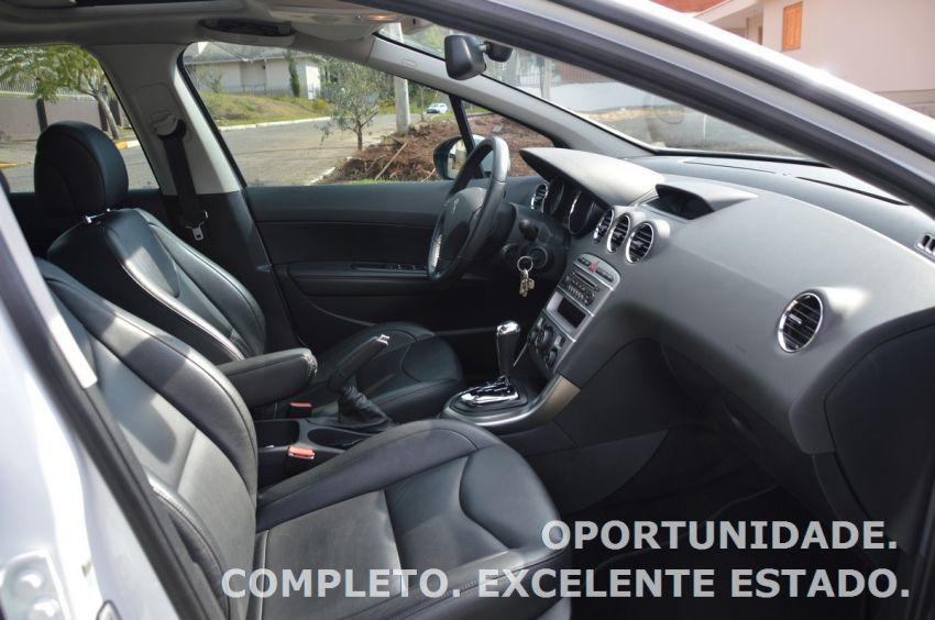 Peugeot 408 Feline 2.0 16V (aut)(Flex) - Foto #8