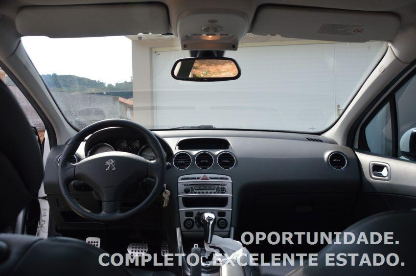 Peugeot 408 Feline 2.0 16V (aut)(Flex) - Foto #9
