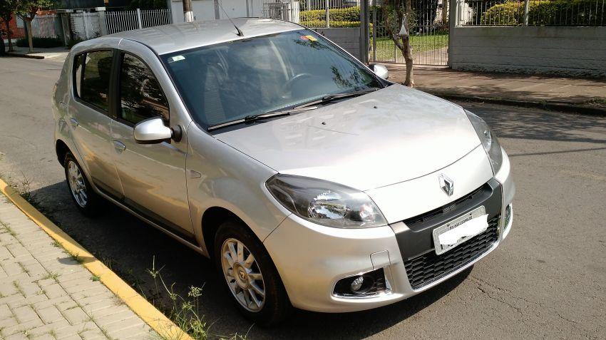 Renault Sandero Privilege 1.6 16V (Flex)(aut) - Foto #1