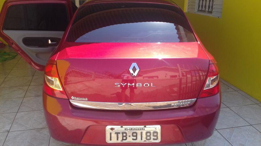 Renault Symbol 1.6 16V Expression (flex) - Foto #4