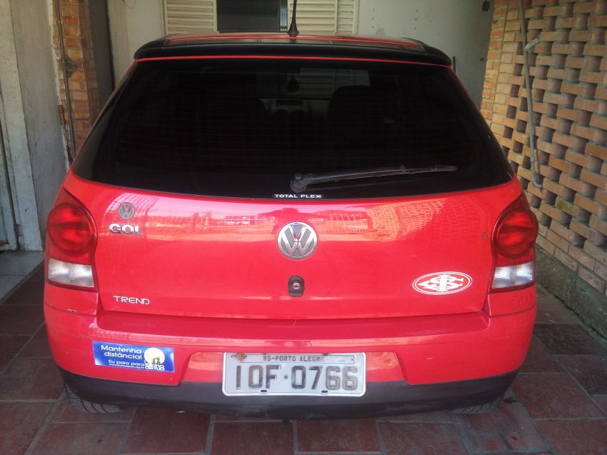 Volkswagen Gol Trend 1.0 8V 2p - Foto #1