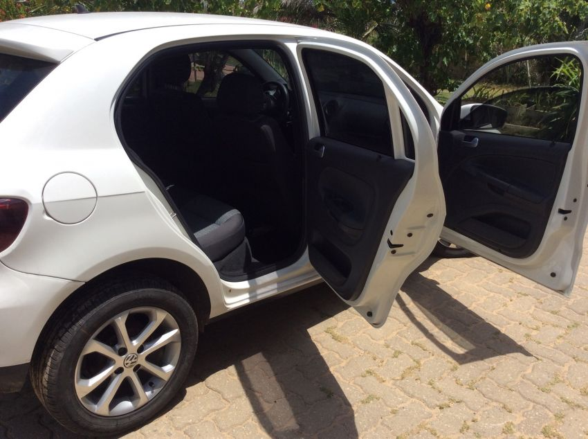 Volkswagen Gol 1.6 (G5) (Flex) - Foto #5