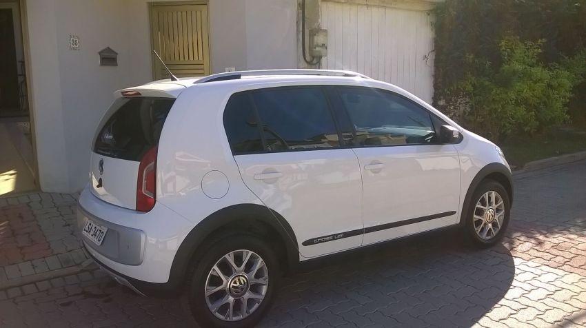 Volkswagen Up! 1.0 12v cross up! - Foto #4