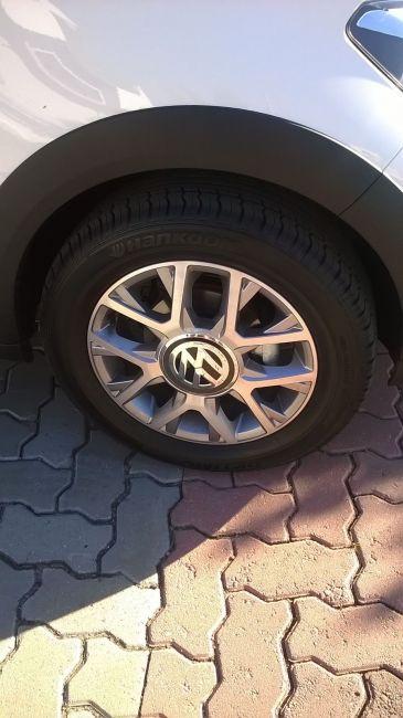 Volkswagen Up! 1.0 12v cross up! - Foto #5