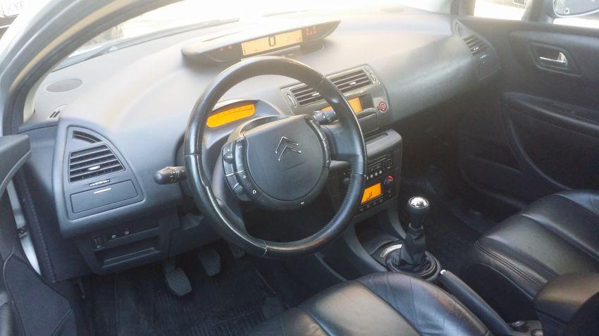 Citroën C4 VTR 2.0 16V - Foto #5