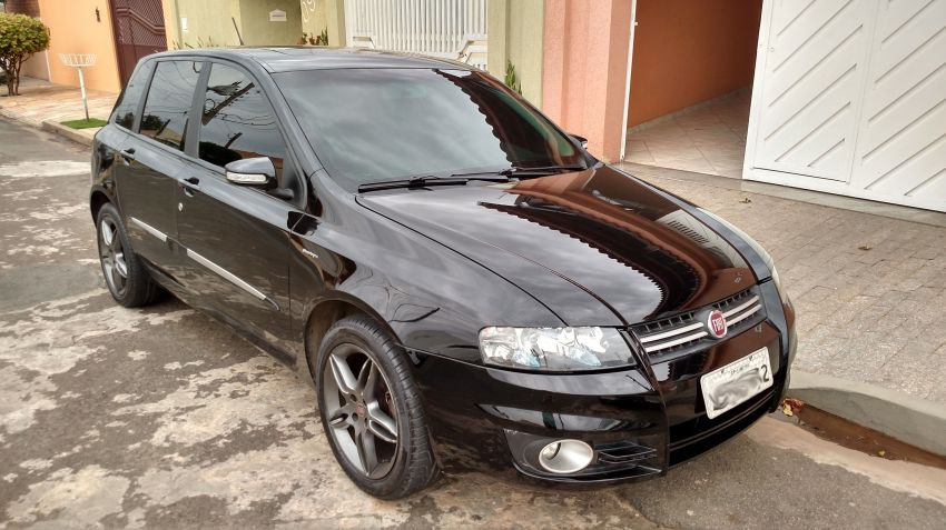 Fiat Stilo Blackmotion Dualogic 1.8 8V (Flex) - Foto #1
