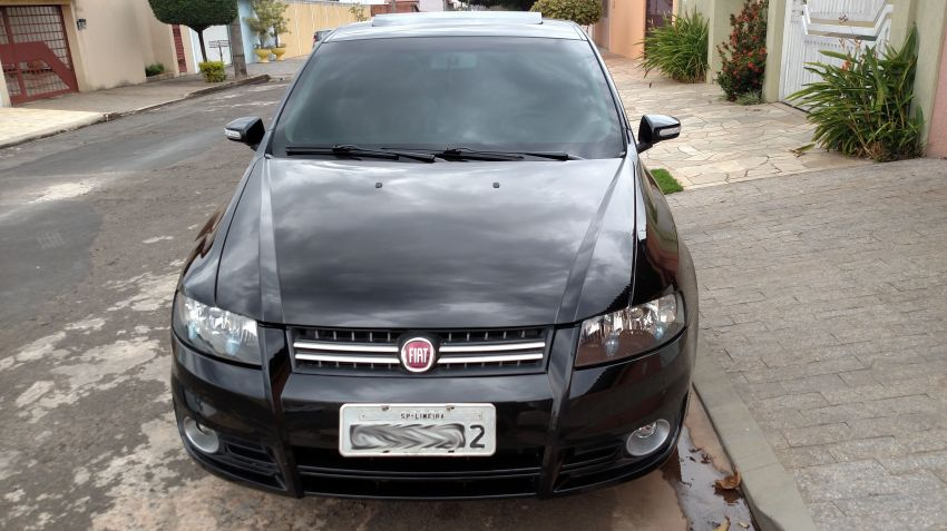 Fiat Stilo Blackmotion Dualogic 1.8 8V (Flex) - Foto #5