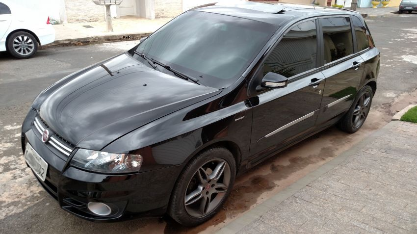 Fiat Stilo Blackmotion Dualogic 1.8 8V (Flex) - Foto #6