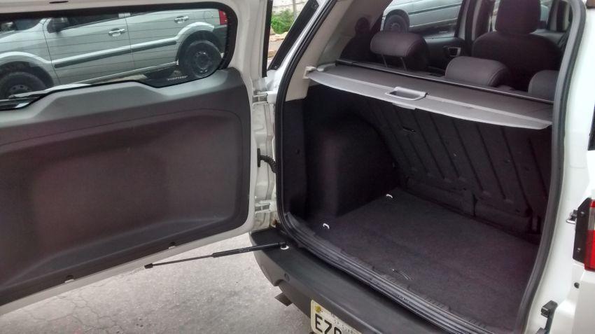 Ford Ecosport Titanium PowerShift 2.0 (Flex) - Foto #8