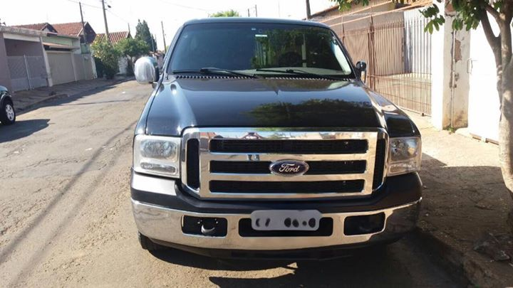 Ford F250 XL 4.2 Turbo (Cab Simples) - Foto #4