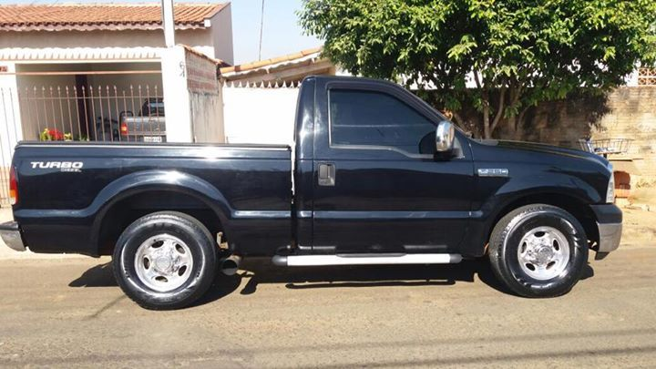 Ford F250 XL 4.2 Turbo (Cab Simples) - Foto #5