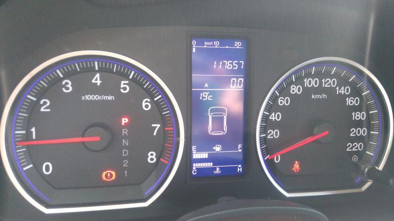Honda CR-V EXL 4X4 2.0 16V - Foto #10