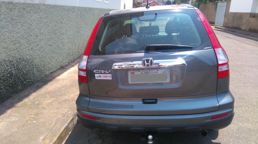 Honda CR-V EXL 4X4 2.0 16V - Foto #5