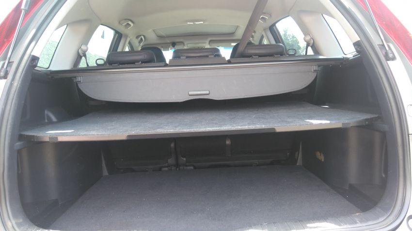 Honda CR-V EXL 4X4 2.0 16V - Foto #6