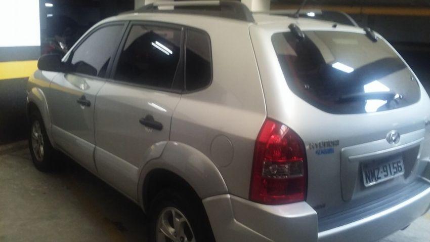 Hyundai Tucson GLS 2.0 16V - Foto #1
