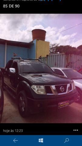 Nissan Frontier SE Strike 4x4 2.8 (cab. dupla)