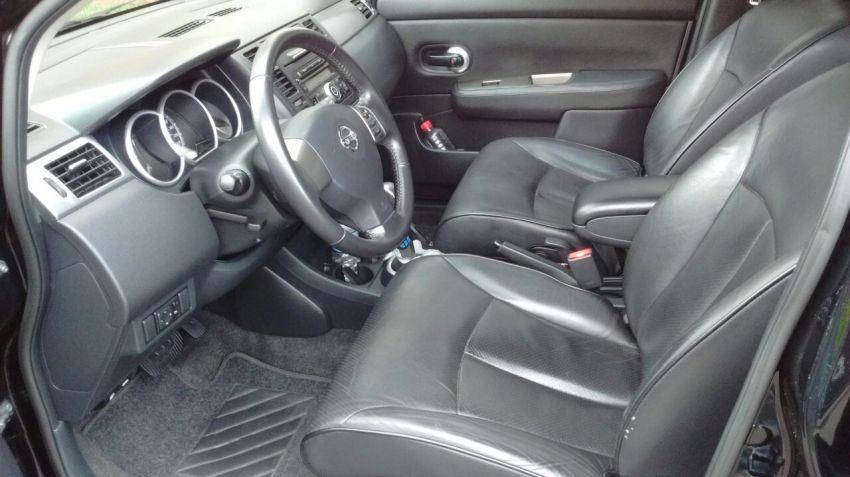 Nissan Tiida SL 1.8 (flex) (aut) - Foto #10
