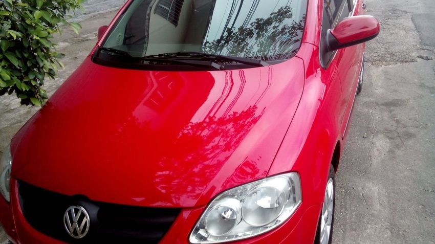 Volkswagen Fox Route 1.0 8V (Flex) 4p - Foto #6