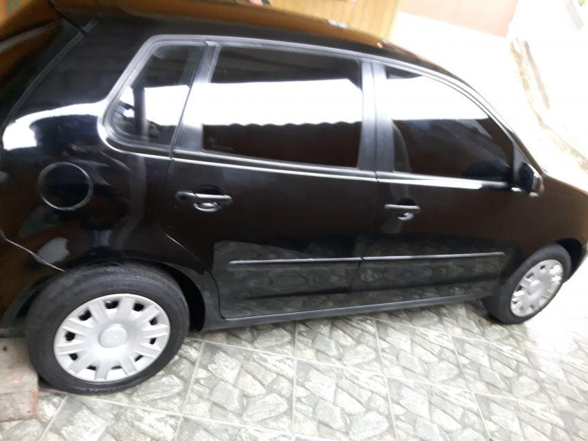 Volkswagen Polo Hatch. Bluemotion 1.6 8V (Flex) - Foto #5