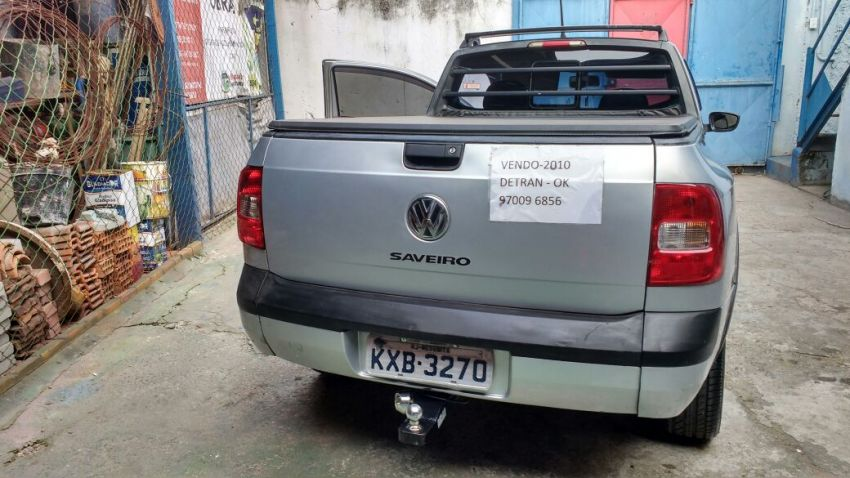 Volkswagen Saveiro Trooper 1.6 (Flex) - Foto #2