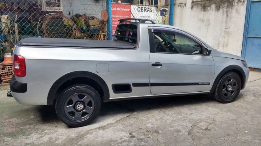 Volkswagen Saveiro Trooper 1.6 (Flex) - Foto #3