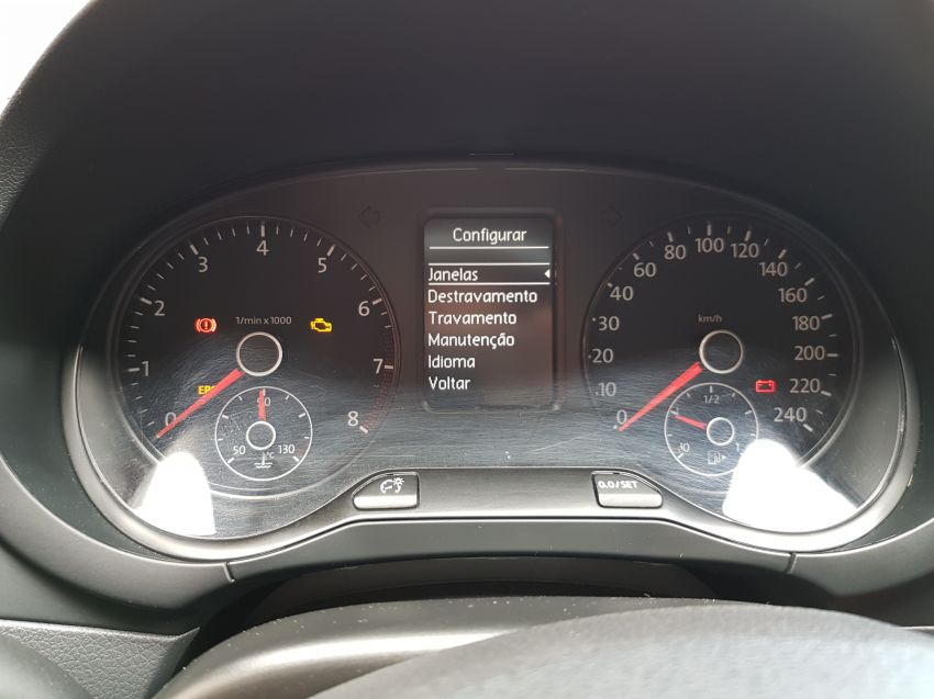 Volkswagen SpaceFox 1.6 8V Trend (Flex) - Foto #9