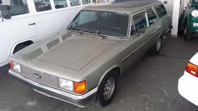 Chevrolet Caravan Comodoro 2.5 - Foto #1