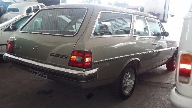 Chevrolet Caravan Comodoro 2.5 - Foto #3