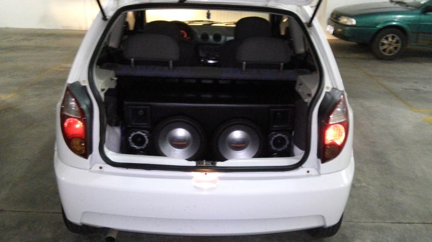 Chevrolet Celta Spirit 1.0 VHCE (Flex) 2p - Foto #5