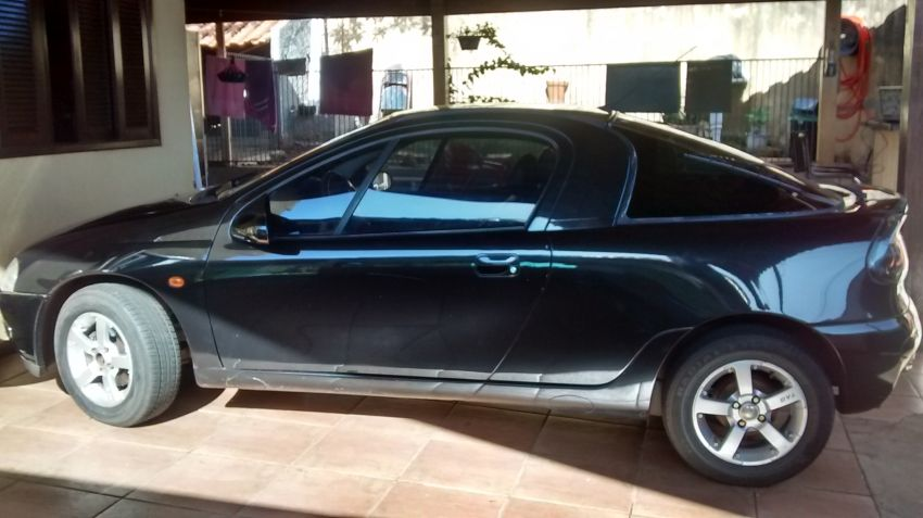 Chevrolet Tigra Coupe 1.6 MPFi 16V - Foto #2