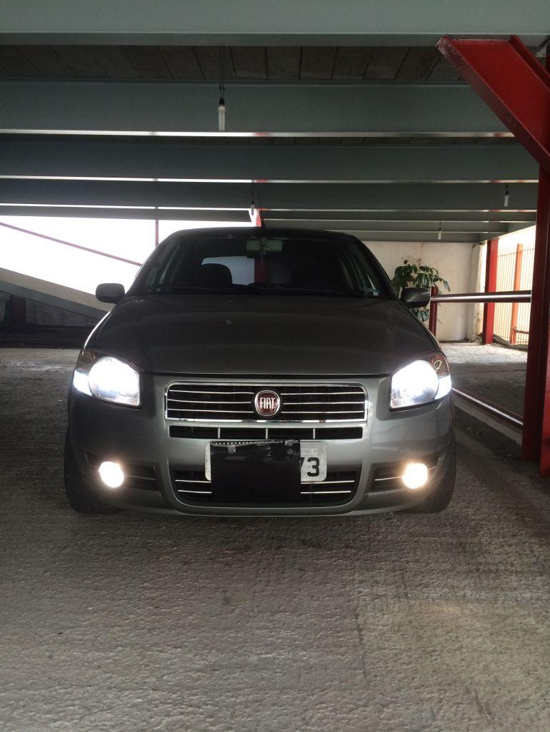 Fiat Palio ELX 1.4 (Flex) - Foto #8