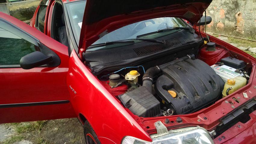 Fiat Siena ELX 1.3 16V Fire - Foto #10