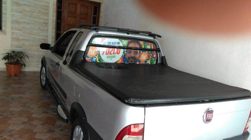 Fiat Strada Working 1.4(Flex) (Cab Estendida) - Foto #5