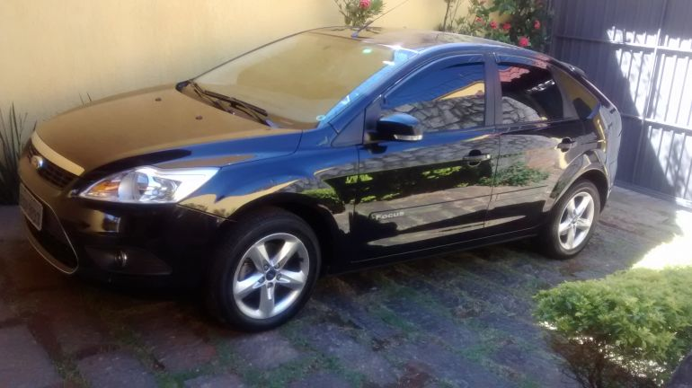 Ford Focus Hatch GLX 1.6 16V (Flex) - Foto #7